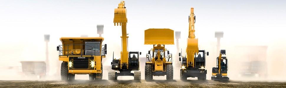 Locação de equipamentos para terraplenagem