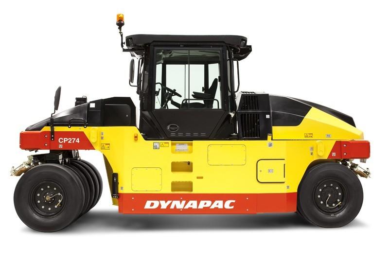 Locação de rolo compactador para asfalto