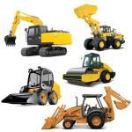 Locação de máquinas para construção civil