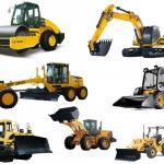 Aluguel de equipamentos para terraplenagem