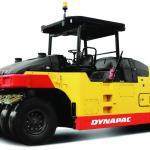 Locação de equipamentos para asfalto